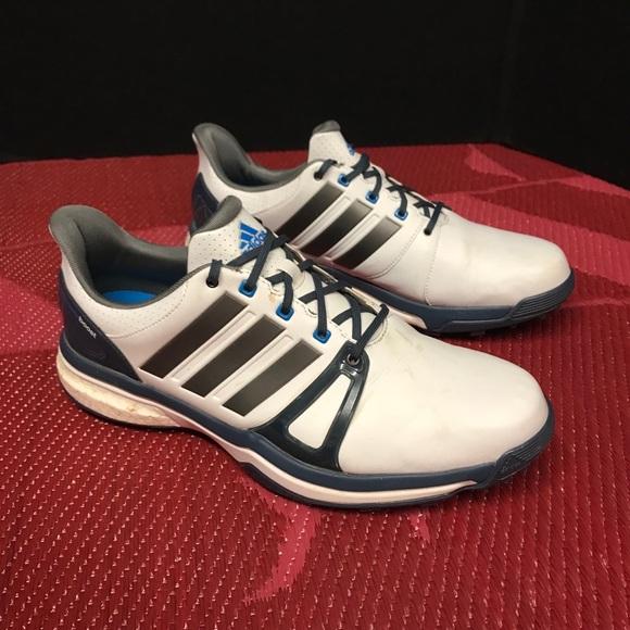 Zapatos de golf adidas Boost hombre  12 poshmark